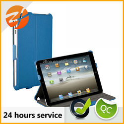 Best Selling OEM Service Shockproof Stand Leather Case For Ipad Mini