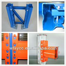 Pallet Racking Can be Adjusted Freely by a Pitch of 50mm
