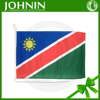 hot selling High quality Free design logo 420D nylon boat flag
