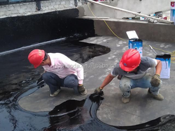 polyurethane coating bitumen emulsion