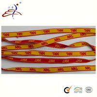 flat nylon jacquard webbing tape