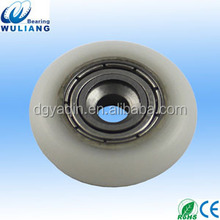 M5x27x6mm 27mm shower door roller 27 mm with stainless steel bearing