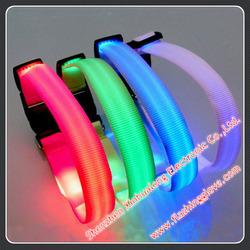 Dog/Puppy/Pet Fluorescent LED Dog Collar