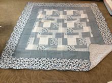 High Quality Quilt/ Cotton Bed Sheets /Cotton Patchwork Quilts