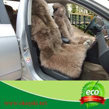 New zealand sheepskin long fur car seat covers