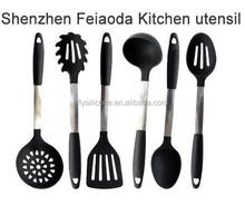 Feiaoda Technology Set of 6 Non-Stick Silicone Kitchen Accessories
