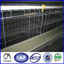 CA long life galvanized bird cage / poultry cage for layers