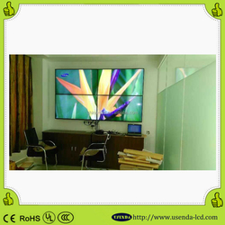 47inch With Orignal and new LG PANEL DID LED seamless LCD video/TV/display wall