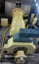 Tipo de extensión del Eje 6700 kws turbina Tubular
