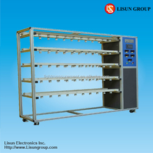 SY2036 LED Aging and Life Test Rack e27 lamp holder machines others can be customized