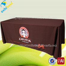 Hot quality selling spandex table cover for promotion