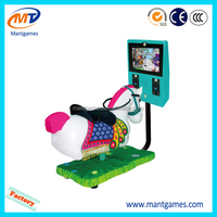 Factory Outlet arcade simulator horse racing game machine make in China