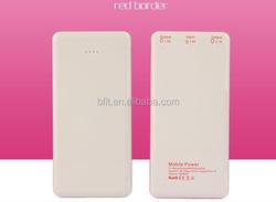 2015 universal 20000mah portable mobile phone powerbank,slim mobile 20000mah Power Bank