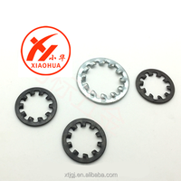 DIN6797 type A ,type J, type V M2-M20 Lock Gasket With Internal Teeth