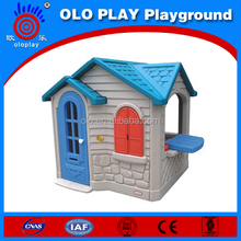 China Made Toy House Indoor Plastic House Kids Plastic House(Has The Bell )