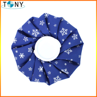 hot and cold medical ice bag/ice pack with Various sizes