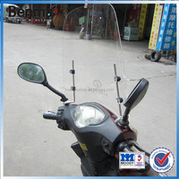 Good quality motorcycle windscreen, scooter/motorbike windshield wholesale