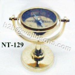 Nautical Decor Compass/ Nautical Gift Compass/ Brass Nautical Compass For Gift Purpose