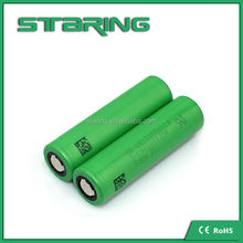 US 18650Vtc4 3.7v 2100mA h 1x18650 lithium rechargeable battery