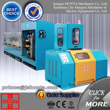 Bare Wire Flexible Cable Making Equipment For Bare Copper Wire Production