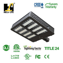 """23"""" LED area light/LED shoe box for large parking lots, tennis courts, building perimeters and wall washing."""