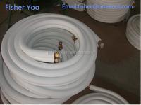Copper aluminium coil tube as air cooler spare parts for air conditioner