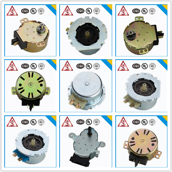 Hot sale high quality ningbo manufacturer microwave synchronous motor