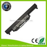laptop bateria for Asus K55DR-SX072V-BE K55VD-DS71 K55VD-SK03S K55VD-SX068V K55VD-SX091D K55VM-SX027V