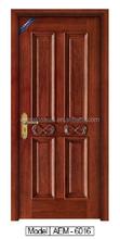 Wooden bedroom door in carving design,wood solid wooden door fancy door