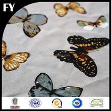 Custom new design high quality digital printed fabric cotton polka dot