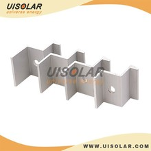 End Clamp for Solar Panel Installation