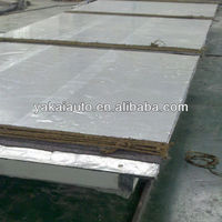 CKD panels for refrigerated/insulated truck body