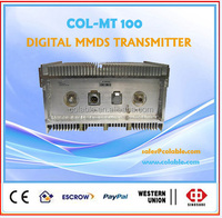 digital heaadend satellite receiver digital MMDS tv Transmitter and receiver COL-MT 100