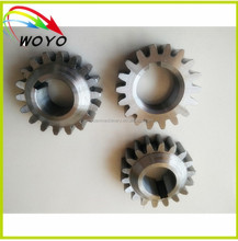 High-Precised Customized Forged Steel Gear with Large Diameter