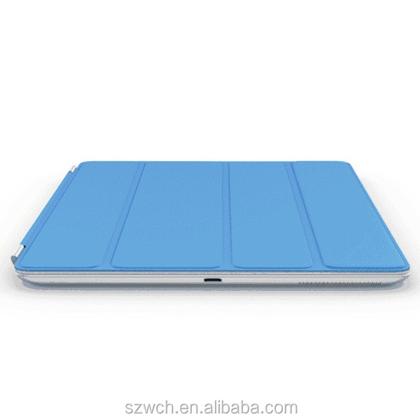 new patented products pu case for ipad mini 2