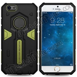 2015 New NILLKIN PC and TPU Combo Armor Case Shockproof Protective Case for iPhone 6 for iPhone 6 Plus Shockproof Cover Case