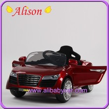 Alison C06302 new product electric remote control baby