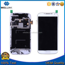 Factory direct sale for samsung galaxy s4 gt i9500 gt i9505 lcd touch screen