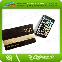 plastic VIP discount card /vip discount cards & gift cards