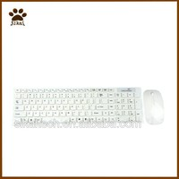 2015 High quality 2.4ghz wireless keyboard and mouse combo