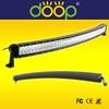 High bright 288w led curved light bar 50 inch led light bar 12v car led lights