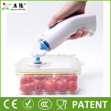Mini Electric Air Pump Vacuum Container
