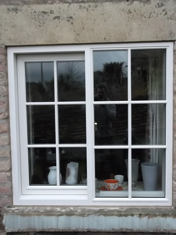 2015 cheap house window for sale pvc horizontal sliding for Home windows for sale