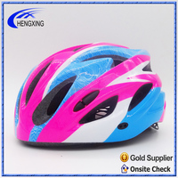 CE safety Integrated in-mold road mountain riding bike helmet bicycle helmet hot sale helmet