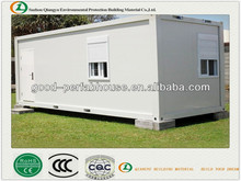 galvanized steel 20ft insulated economic container house