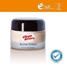 OEM supply moisturizing whitening skin repair Cream
