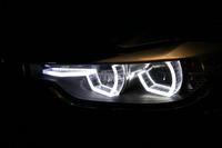 High Level LED Angel eyes for bmw f30 headlight,new products Angel eye For F13 F30