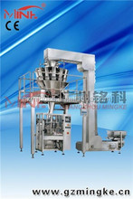 Guangzhou factory price MK-420 automatic 1kg pasta ,potato chip ,dried fruit packing machine