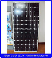 China home use products Monocrystalline 275W solar electric panels