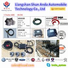 Trailer and truck ABS,EBS,ECU air brake valve/hand control valve TS16949/wabco/haldex/knorr